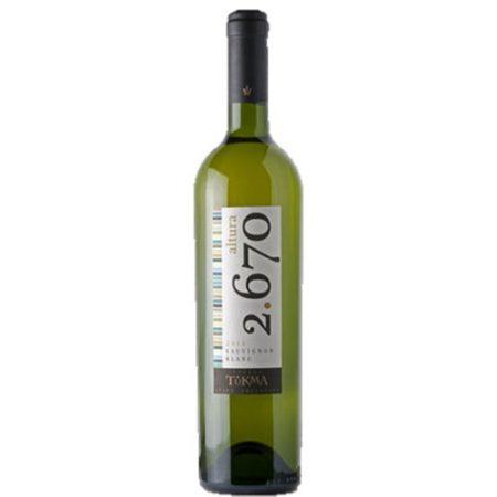 Tukma Altura 2670 Sauvignon Blanc