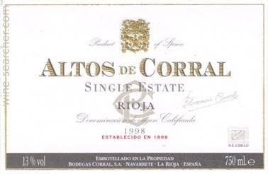 Altos-de-Corral-Single-Estate-2010-Label