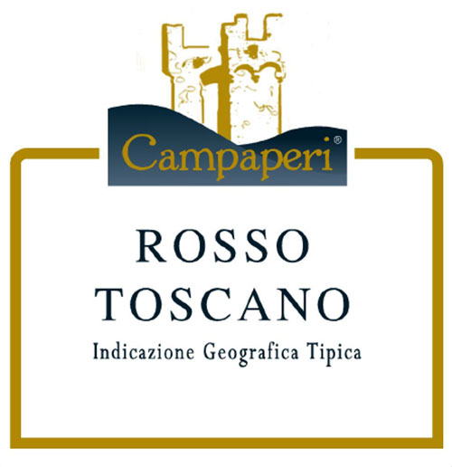 Campaperi-Rosso-Toscano-IGT-label