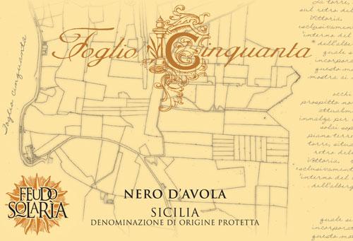 Feudo-Solaria-Foglio-Cinquanta-label