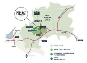 Perlage map